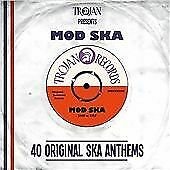 Various Artists - Trojan Presents (Mod Ska, 2012)