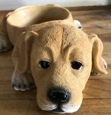 Latex Moulds for making this Lovely Labrador Style Dog Bowl Stand