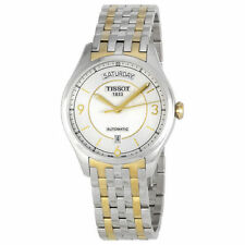 Tissot Silver Band Mechanical (Automatic) Wristwatches