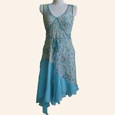 Simona Barbieri Twin-Set Damen Kleid Dress Gr.S (DE 36) Mehrfarbig, 72723