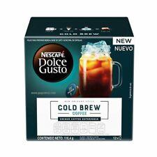 NESCAFE DOLCE GUSTO COLD BREW COFFEE CAPSULE 12 CAPSULES
