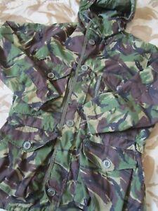 ARKTIS  camo SAS Smock WINDPOOF Army PERTEX JACKET mtp BUSHCRAFT vgc LARGE