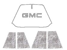1947 1954 GMC Truck Under Hood Cover with G-001 GMC