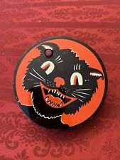 Vintage Halloween Noise Maker Spinner Kirchhof Products, Newark, NJ USA, Works!