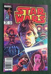 Star Wars #87 Marvel Comics Bronze Age Darth Vader Luke Skywalker vf