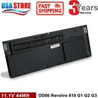 Battery_S for HP EliteBook Revolve 810 G1 G2 G3 HSTNN-IB4F 698943-001 OD06XL