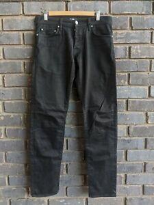 Carhartt WIP Klondike Douglas Stretch Trousers in Black W29 L32