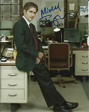 Michael Imperioli signed The Sopranos 8x10 photo - PROOF - Goodfellas