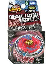 TAKARA TOMY Thermal Lacerta WA130HF Metal Masters Beyblade BB-74 - USA SELLER!