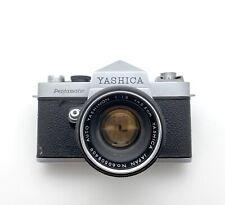 Yashica Pentamatic 35mm Camera W/5.5cm F.18 Lens, Vintage,  NICE!