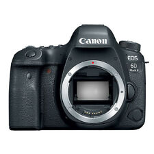 Canon EOS 6D Mark II Camera Body / with 24-105mm II USM Lens / 24-105mm STM Lens