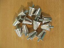 Rugby Union Aluminium Rivets 21 mm x 12 Argent