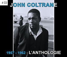 CD John Coltrane 1957 - 1962 : l'anthologie - Coffret 4 CD