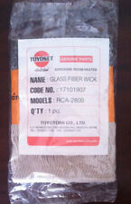 ORIGINAL KEROSENE WICK  TOYOTOMI/ZIBRO-KAMIN Model F, Toyoset RCA-2800 65MM 3PIN