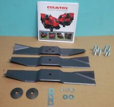 """GENUINE Countax Westwood 42"""" Cutting Blade Kit 40505300 C600H C800H FREE DELIVER"""