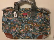 Brand New Cath Kidston Artists View Travel Bag -with Cross body strap - RRP £110