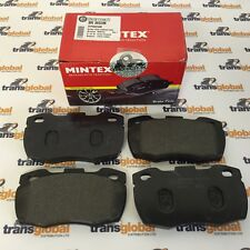 Land Rover Defender 90 110 130 300tdi Front Brake Pads (91 On) MINTEX - BR 3653M