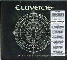 ELUVEITIE EVOCATION II PANTHEON (2 CD DIGIPAK) NUOVO SIGILLATO