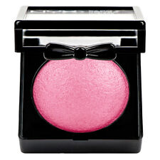 NYX Baked Blush + Illuminator + Bronzer BBL03 Pink ( Hot pink with silver sheen)