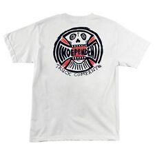 Independent Trucks Ba Cross Skateboard T Shirt White Medium