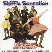The Lonnigans Skiffle Group - Skiffle Sensation (2001) CD + INLAYS ONLY