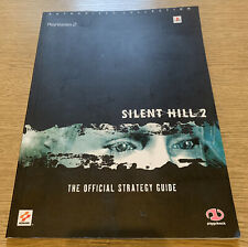 Silent Hill The Official Strategy Guide PlayStation  2