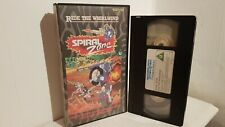 Spiral Zone  - Rare -  Animated  Cartoon - vhs  release