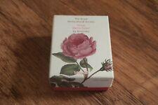 BRONNLEY ROYAL HORTICULTURAL SOCIETY ROSE BATH SOAP 150g BOXED