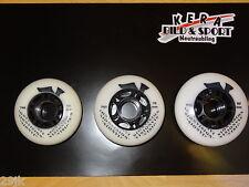 VISION Indoor Hockey Wheel (4er Satz) 74A (uvP € 19,80) -> nur € 12,95