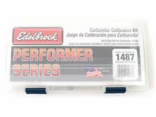 For 1958 Ford Del Rio Wagon Carburetor Calibration Kit Edelbrock 41441RP