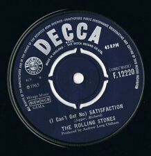 "The Rolling Stones - (I Can't Get No) Satisfaction, 7"", Single, (Vinyl)"