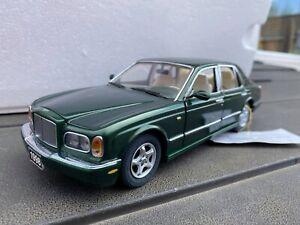 Franklin Mint 1998 Bentley Arnage - Mint In Box (1:24)