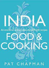 India: Food & Cooking: The Ultimate Book on Indian Cuisine-ExLibrary