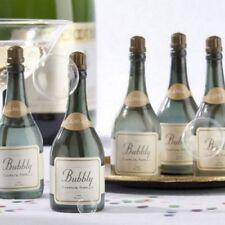 Flacon à Bulles De Savon Bouteille Champagne (lot de 6)