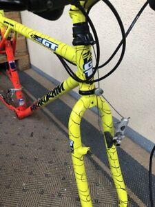 GT Bikes KARAKORUM Tequila Sunrise Retro MTB