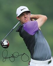 RORY MCILROY #1 - 10X8 PRE PRINTED LAB QUALITY PHOTO PRINT - FREE DELIVERY