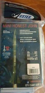 Estes Mini U.S. Military Honest John Flying Model Rocket Ship Kit 2446 Brand New