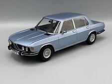 BMW 3.0S E3 2. Series 1971 hellblau met.  - 1:18 KK-Scale  *NEW