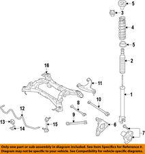 Infiniti NISSAN OEM 12-13 M35h Stabilizer Sway Bar-Rear-Link 546181MA0A