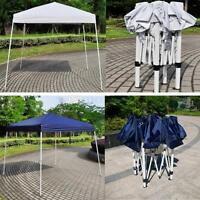 Two Colors EZ POP UP Wedding Party Tent Folding Gazebo Beach Canopy W/Carry Bag