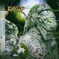 "RAGE ""END OF ALL DAYS REMASTERED 2006"" CD NEUWARE"