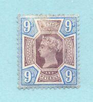 Great Britain - SG# 209 MH (scuff)   -    Lot 0520129