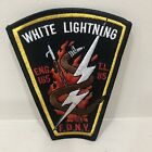 FDNY TL85 E165 White Lightening Firefighter SI NY New York Ladder Engine Staten