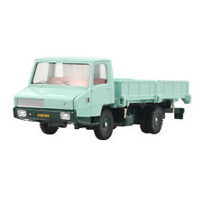 1:43 Dinky Toys Atlas Car 569 BASCULANTE Laterale Berliet Stradair Benne Bule