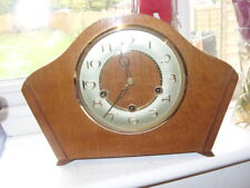 1930 S Smiths Westminster carillon mantel clock