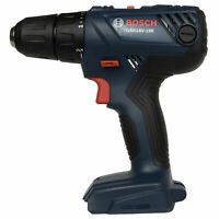 "Bosch GSR18V-190 18V 1/2"" 2-Speed Lithium-Ion Drill Driver uses BAT609 Tool Only"