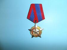 b8675 Vietnam era Laos Freedom Medal 3rd Class Communist ir12a10