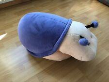 *W. STEINBECK* sehr große (!) Kult Schnecke ANTONELLA - blaues Häuschen