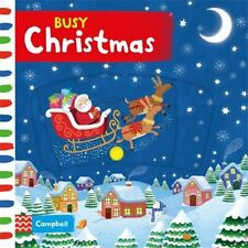 Busy Christmas (Busy Books),Angie Rozelaar
