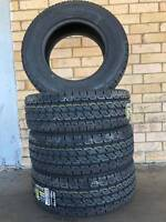 275/65/18 BRAND NEW TYRES LT NITTO DURRA GRAPPLER X  4